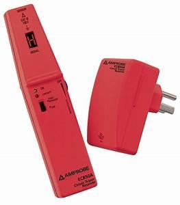 Amprobe Ecb50a Circuit Breaker Finder  Amazon Ca