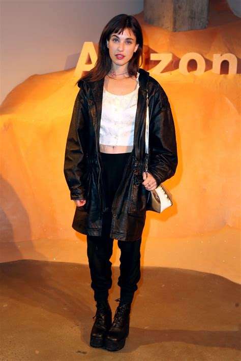 Rainey Qualley – Proenza Schouler Fragrance Party FW18 at ...