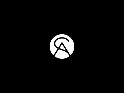 sa monogram  alexander sapelkin  dribbble