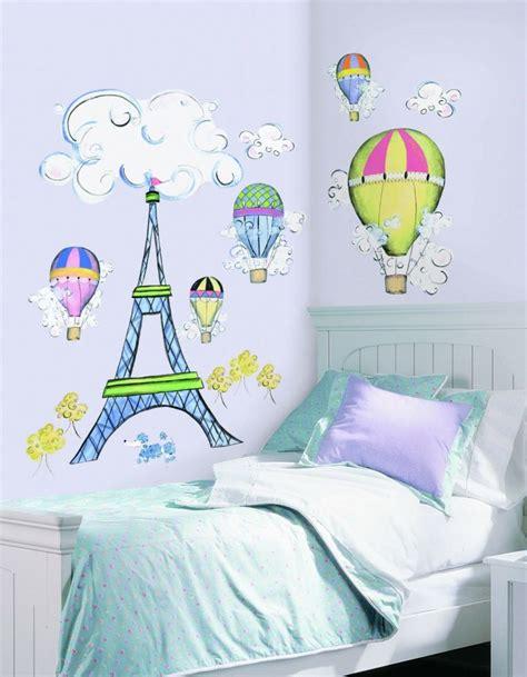 sticker mural chambre stickers muraux pour d 233 co de chambre enfant en 49 photos