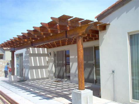 triangular pergola plans studio design gallery