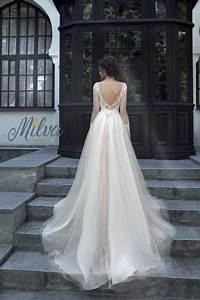 milva wedding dress popular on pinterest wedding With milva wedding dresses