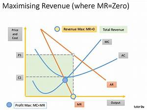 Sales Revenue Maximisation