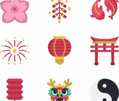Chinese Clipart Lunar Thank Transparent Icon Jing