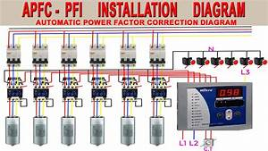 Pfi Panel Board Wiring Diagram