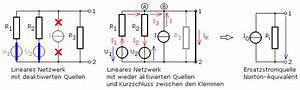 Netzwerk Berechnen : ersatzstromquelle zur vereinfachung linearer netzwerke ~ Themetempest.com Abrechnung
