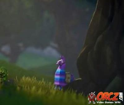 fortnite battle royale supply llama orczcom  video