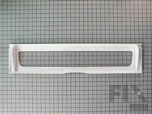 Oem Maytag Refrigerator Pantry Drawer Lid  W10827015