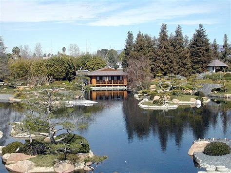 the japanese garden facility rental in nuys los