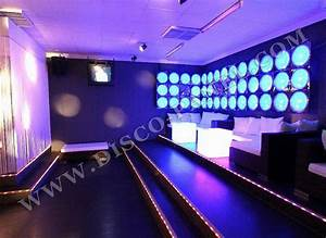 nightclub furniture led lighted cube tables led With decoration boite de nuit