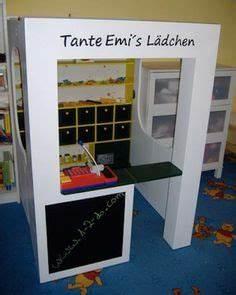 Kaufladen Selber Bauen : diy kaufladen minishop ikea regal selbst bauen und ~ Michelbontemps.com Haus und Dekorationen