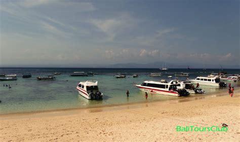 Boat Ke Lembongan by Dermaga Fast Boat Di Nusa Lembongan