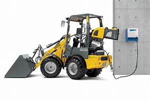 » WACKER NEUSON PRESENTS THE ELECTRIC WHEEL LOADER FOR