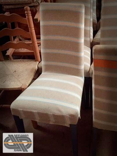 Lot De 20 Chaises Rayées (beige) Occasion  Nous Consulter