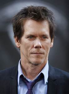 Kevin Bacon. I don't care who you are... he's hot ...
