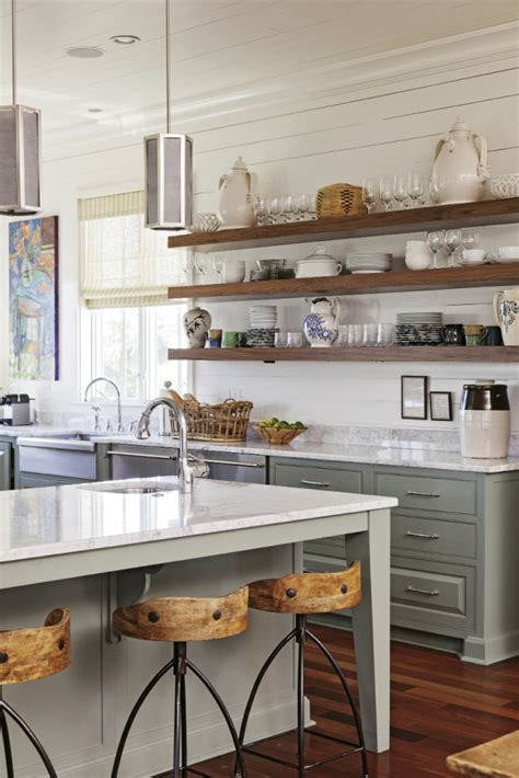open shelf kitchen cabinet ideas 19 gorgeous kitchen open shelving that will inspire you 7204