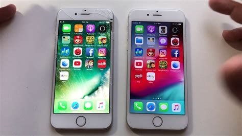 iphone 6 ios ios 12 vs 10 3 3 iphone 6 results 11350