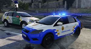 2008 Ford Focus Policia Local Canaria Canary Islands