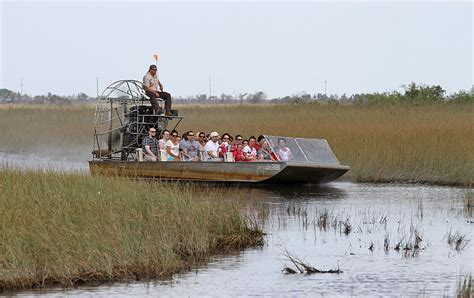 Top Everglades Boat Tours by Three Reasons To Go On An Airboat Tour In Lake Okeechobee