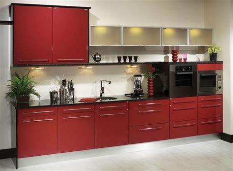 new model kitchen design kerala k 252 che in rot gestalten das sinnliche rot 7100