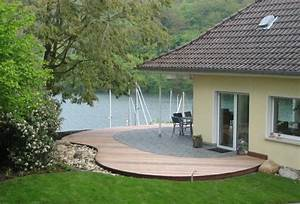 terrassen roomidocom With französischer balkon mit runde sitzecke garten