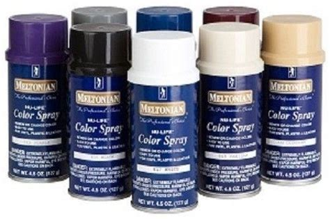 meltonian nu color spray leather plastic vinyl paint