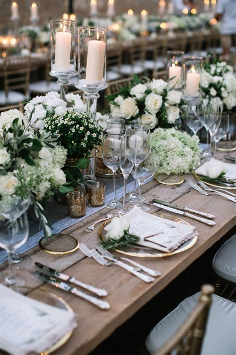 classic destination wedding in tuscany wedding tables tablescapes tuscan