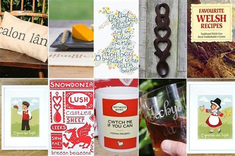 brilliant welsh christmas gifts for the ex pat in your