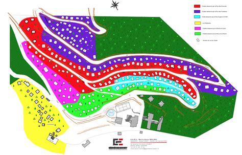 plan de la station de guzet station de guzet vacances d hiver 224 guzet ari 232 ge midi pyr 233 n 233 es