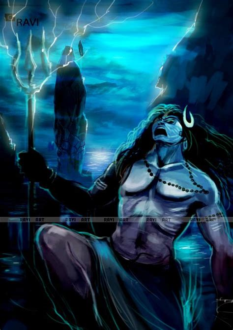 Lord Shiva In Rudra Avatar Animated Wallpapers - the gallery for gt lord shiva angry look
