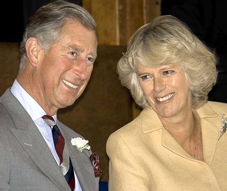 Prince Charles and Camilla Children