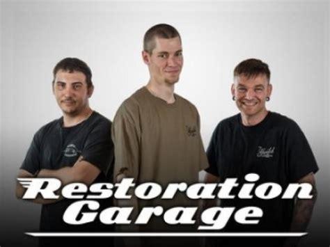 Grease Monkey Garage Tv Show by Restoration Garage Next Episode Air Date Countdown