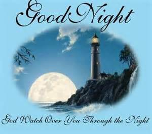 Good Night Scripture