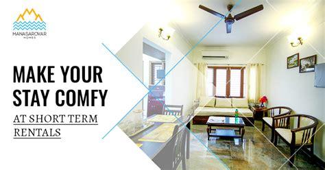 Make Your Stay At Manasarovar Homes