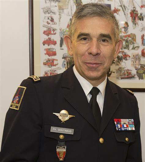 du général philippe boutinaud commandant la