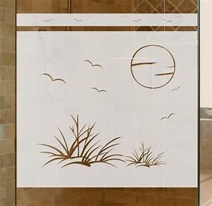 Tattoos Für Glastüren : fenster aufkleber glasdekor gd37 65 sichtschutz deko ~ Frokenaadalensverden.com Haus und Dekorationen