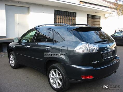 lexus truck 2007 2007 lexus rx 350 executive car photo and specs