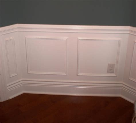 Picture Rail Molding Room ? Home Ideas Collection : Some