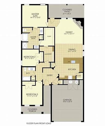 Floor Plans Homes Mitchell Betenbough Schuber Plan