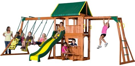 Kid Swing Set by Swing Sets For Swing Set Resource