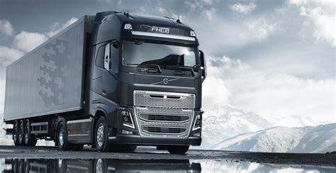 truck volvo volvo fh16 our most powerful truck volvo trucks