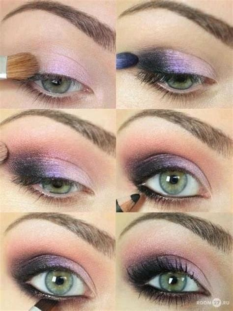 incredible makeup tutorials  blue eyes