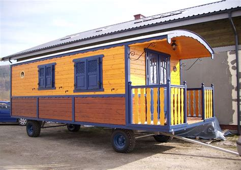 garten provence wohnanhänger gartenhaus ohne baugenehmigung 01 umgebauter