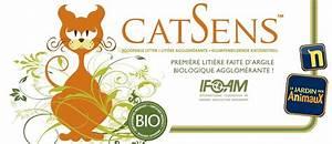 Litiere Chat Sans Odeur : liti re biologique et agglom rante pour chat le jardin ~ Premium-room.com Idées de Décoration
