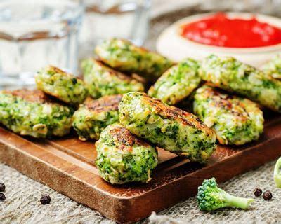 recette de cuisine simple et rapide recette galettes de brocoli facile rapide