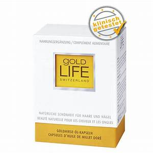 Lifetime öl Erfahrung : gold life goldhirse l kapseln goldhirse haare und n gel und trockene haare ~ A.2002-acura-tl-radio.info Haus und Dekorationen