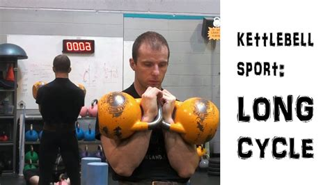 kettlebell sport cycle long