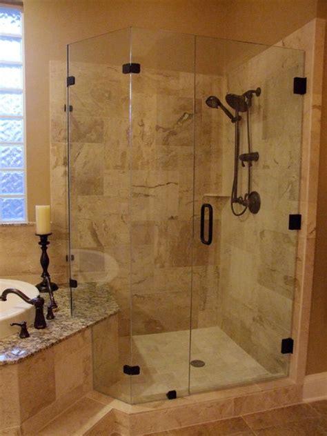 master bath natural stone traditional bathroom