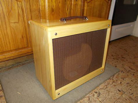trm extension guitar cabinet  vintage tweed style reverb