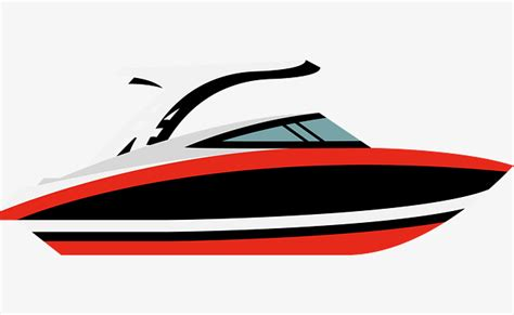 Boat Cartoon Png by Red Cartoon Boat Cartoon Vector Boat Vector Ship Png